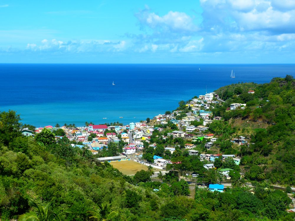 St Lucia Caribbean: The Door To The Caribbean