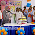 US President Donald Trump 71st Birthday Celebrating Hindu Sena