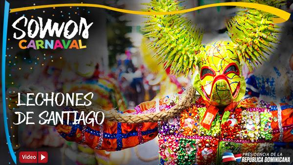 VIDEO: Somos Carnaval. Lechones de Santiago