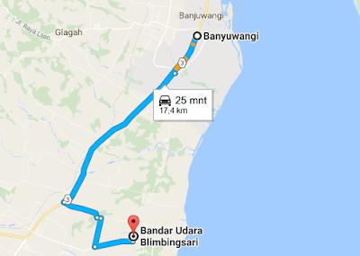Jadwal Rute Penerbangan Bandara Blimbingsari Banyuwangi (Banyuwangi Airport)