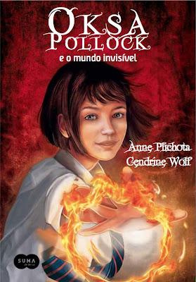 #Promo: Concorra a dois exemplares do livro Oksa Pollock e o Mundo Invisivel. 9