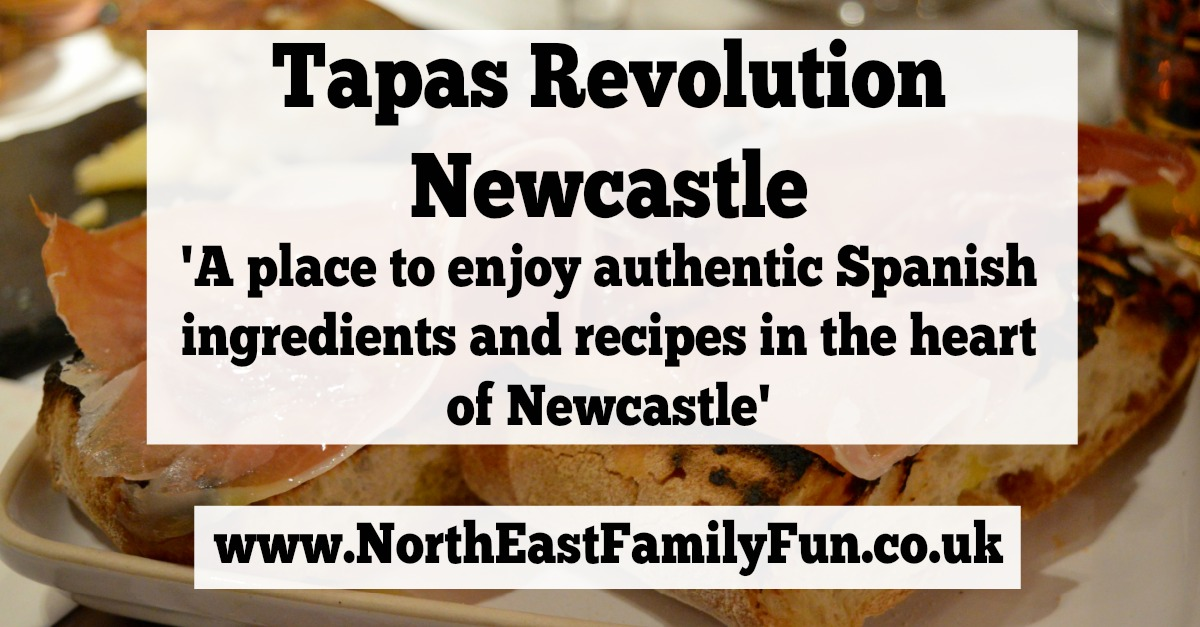 Tapas Revolution Newcastle at intu Eldon Square | Menu Review & Recommendations