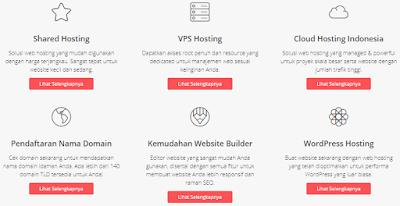 Informasi seputar Web Hosting di Hostinger