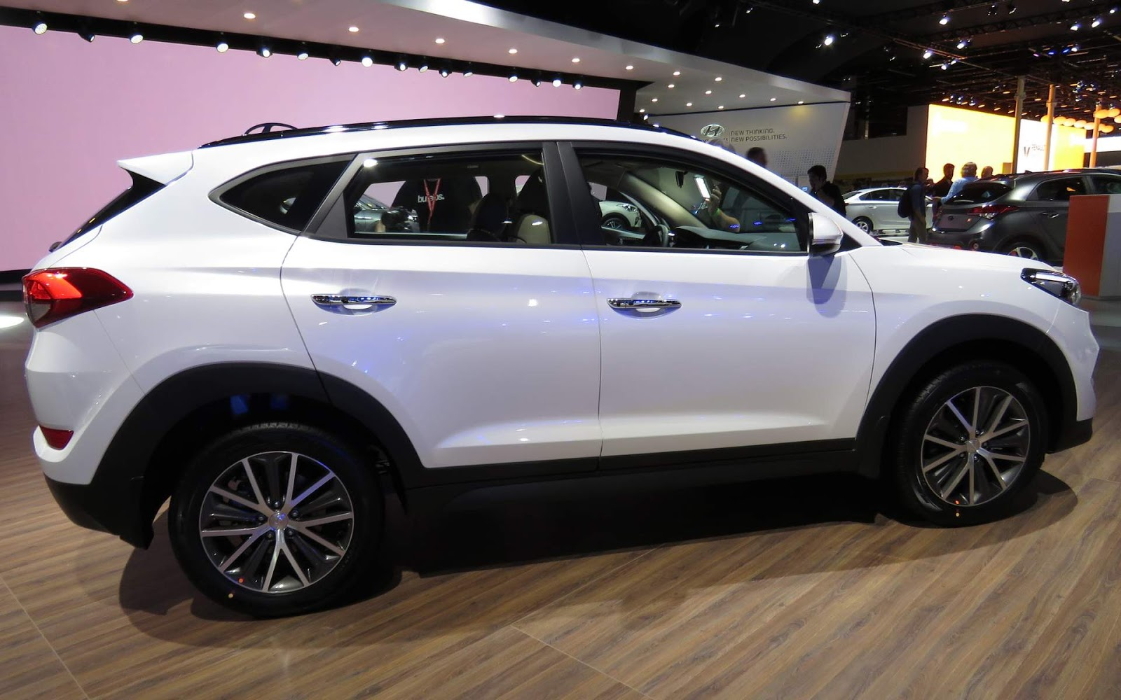 hyundai new tucson 2017 pre o v deo e performance car. Black Bedroom Furniture Sets. Home Design Ideas