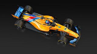 McLaren F1 Team 2019
