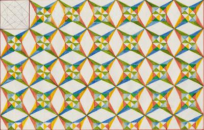 Educaci n pl stica en la e g b dise o geometr a y color 2 - Laminas antonio lopez ...