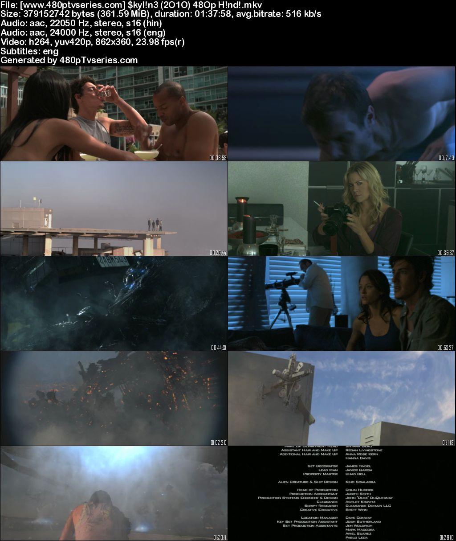 Skyline (2010) 350MB Full Hindi Dual Audio Movie Download 480p Bluray Free Watch Online Full Movie Download Worldfree4u 9xmovies