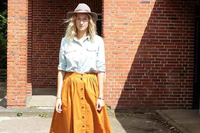 German Fashion Blog OOTD Ethno Hippiechic