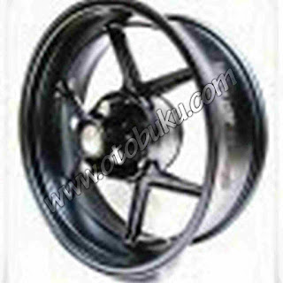 Velg CHEMCO ER6 Rear uk 6
