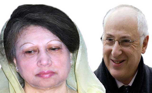 Begum Zia's bail granted to British lawyer!