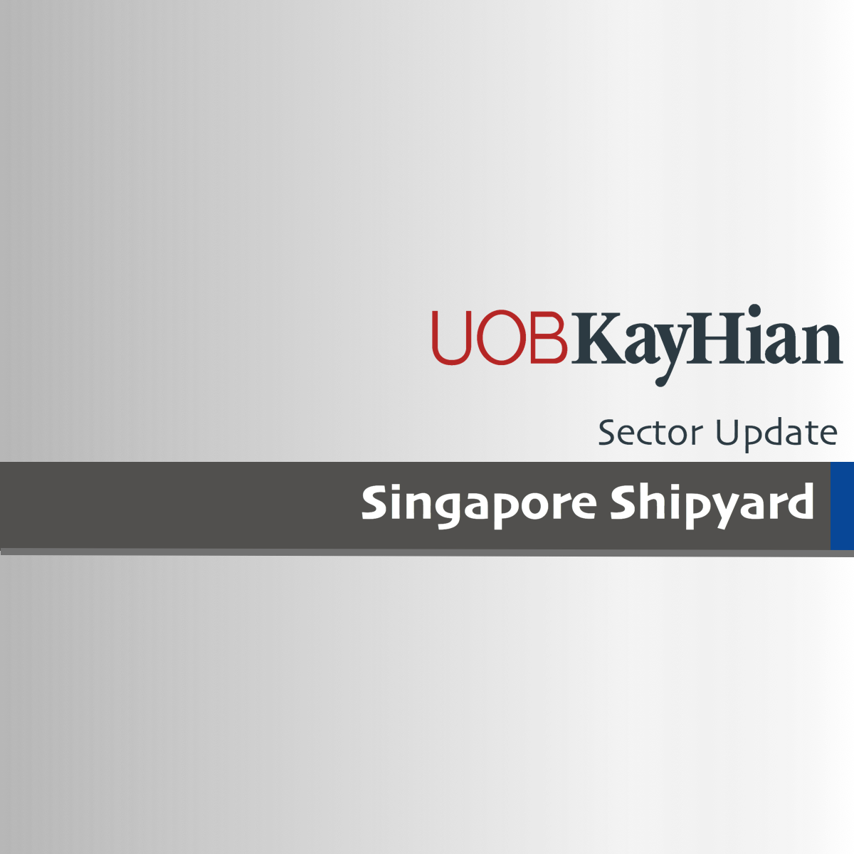 "Singapore Shipyard - UOB Kay Hian 2016-12-07: Ride The Waves of ""Recovery"" For Now As Land Remains Out Of Sight"