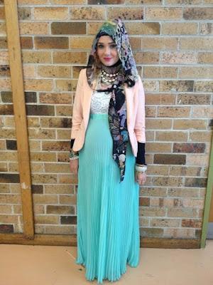 Baju Hamil Modis Muslimah 2
