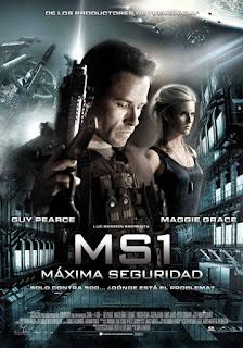 La Prision Espacial (2012) Online