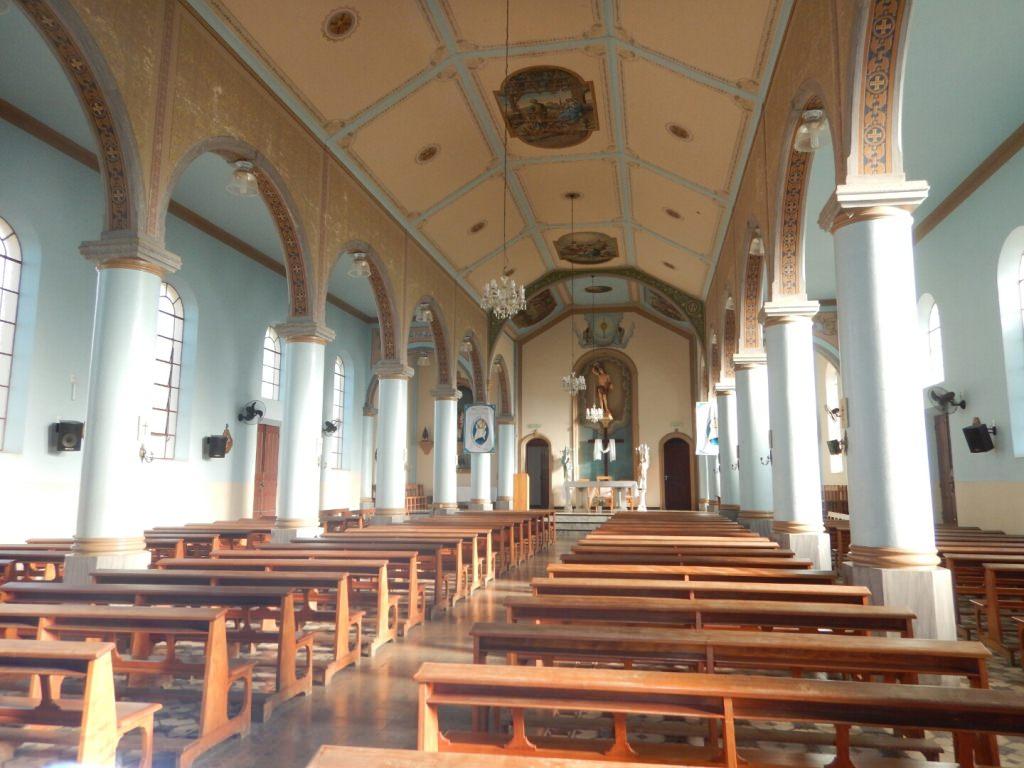Igreja de São Sebastião em Capitólio