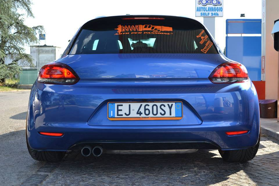 Modified Cars Modified Volkswagen Scirocco