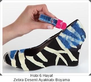 Ayakkabı Boyama 1