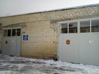 Отдельный пост пожарной части 18/5 с. Знаменское Сухоложского района