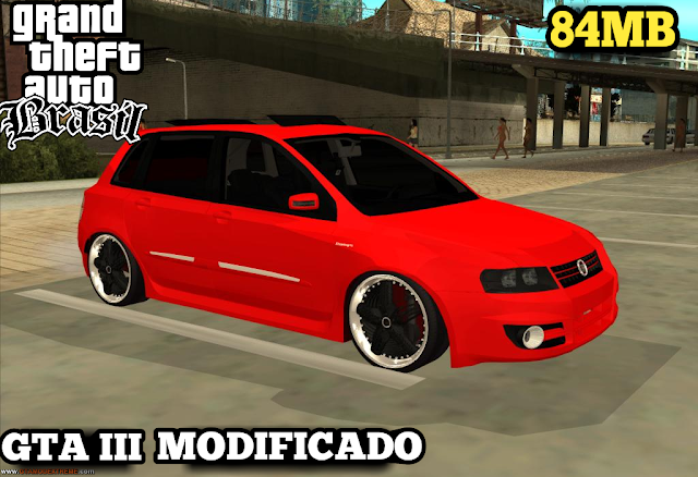 "SAIU!! GTA BRASIL LITE ""84MB"" SUPER MODIFICADO MOD GTA 3 PARA ANDROID"