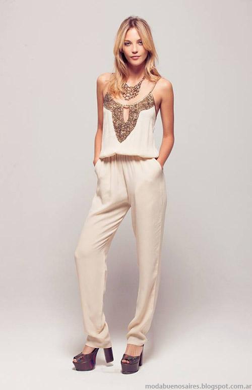 Moda monitos 2015 primavera verano Silvina Ledesma moda.