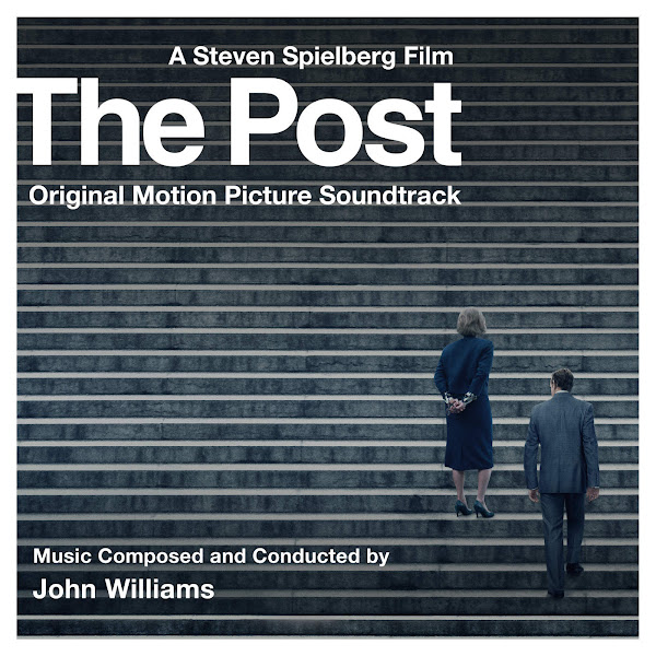 John Williams - The Post (Original Motion Picture Soundtrack) Cover