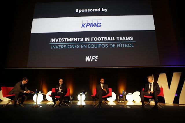 LaLiga participa en la primera edición de World Football Summit