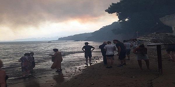 Προειδοποίηση για αυξημένα προβλήματα στους καρδιοπαθείς στις περιοχές που υπέστησαν καταστροφή από τις πυρκαγιές