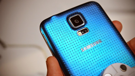 Samsung recognizes the problem of camera in Galaxy S5