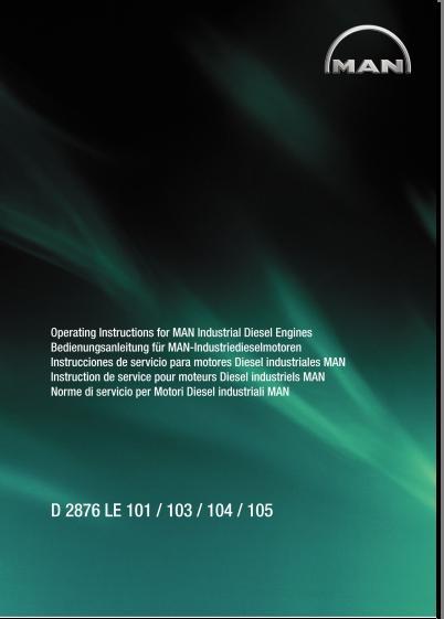 Le Industrial ebook other industrial diesel engines d 2876 le 101
