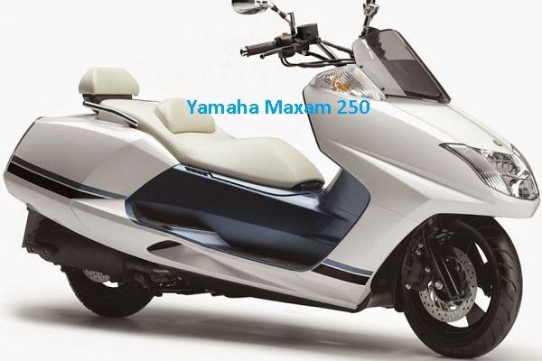Spesifikasi dan Harga Yamaha Maxam 250 Terbaru Maret 2018