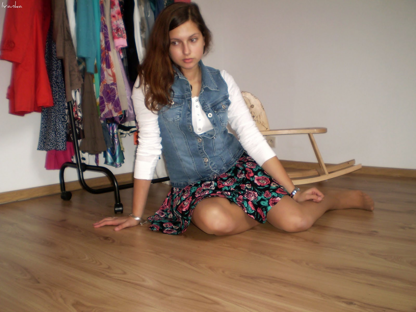 fabulous dressed blogger woman: Ivanka from Slovakia