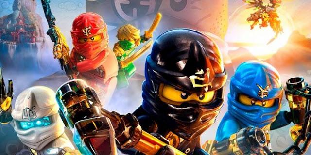 LEGO NINJAGO O Filme Videogame