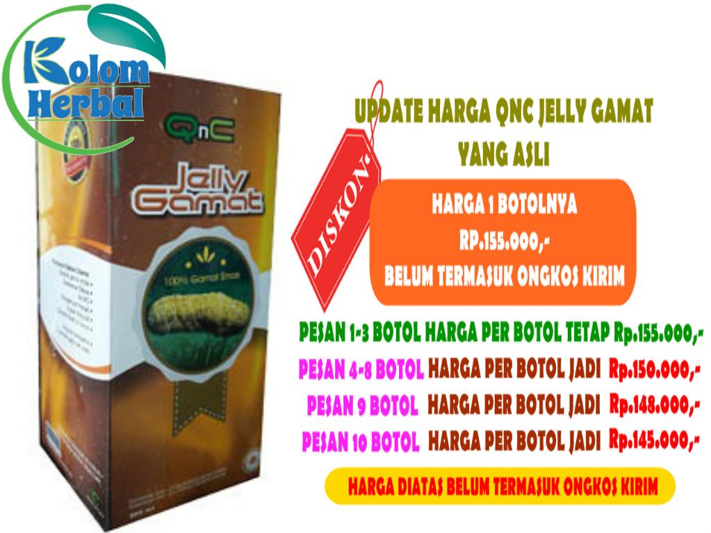 Penjual QnC Jelly Gamat Di Pontianak