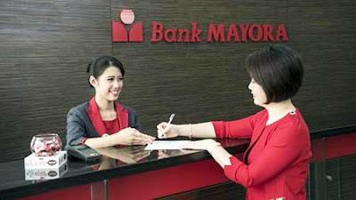 Lowongan Kerja Jobs : Customer Service, Teller, Verificator, Administrasi, Appraisal Staff PT Bank Mayora Tbk Membutuhkan Tenaga Baru Besar-Besaran Seluruh Indonesia