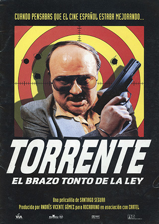 Saga Completa Torrente [I, II, III y IV] DvdRip Español