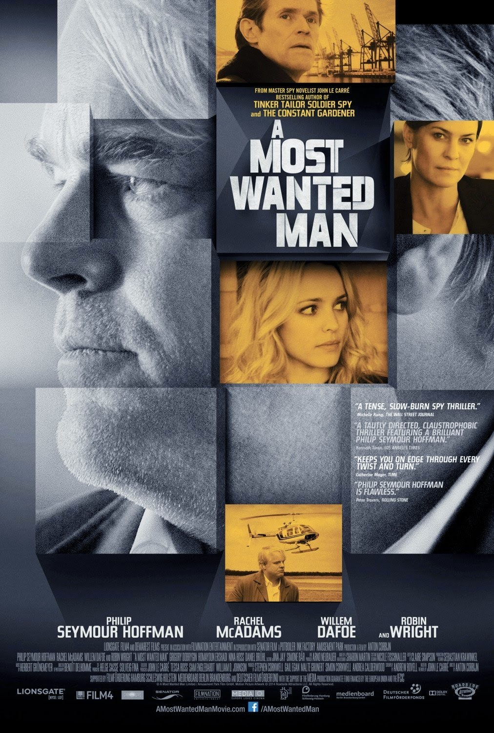 A Most Wanted Man [HD][Soundtrack]