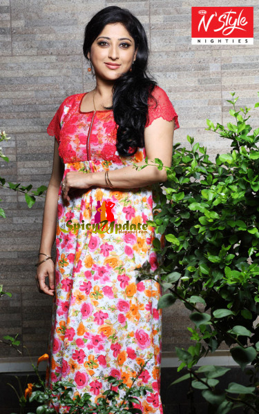 Lakshmi Gopalaswamy Ultimate Hot Photos In Nighty