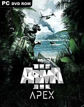 غلاف لعبة الحرب أنواع العمليات القتالية والعمل الجماعي Arma 3