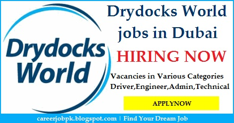 Drydocks World jobs in Dubai