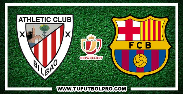 Ver Athletic Club vs Barcelona EN VIVO Por Internet Hoy 5 de Enero 2017