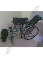 Reclining Wheelchair 902 GC