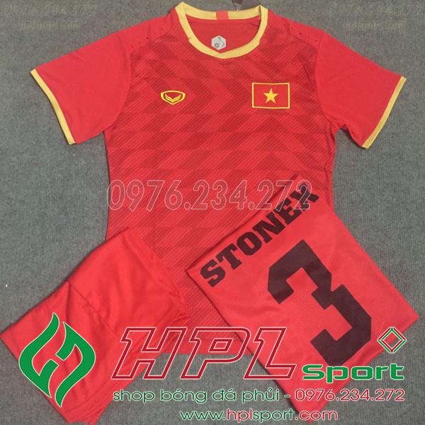 Mẫu Font in áo bóng đá đẹp HPL - 01