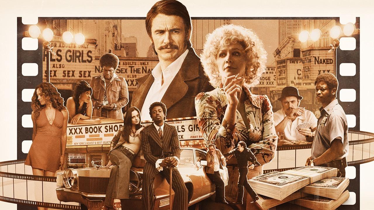 Poster promocional de The Deuce, lo nuevo de HBO