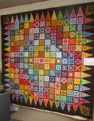 Click the photo to see all my quilts on Flickr