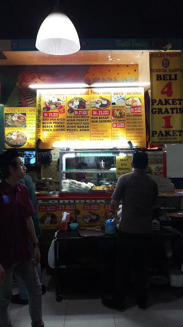 warung makan sendok garpu blok m square