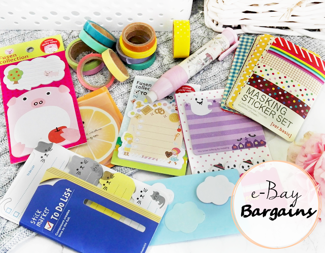 e-Bay and Aliexpress Bargains (Stationery)