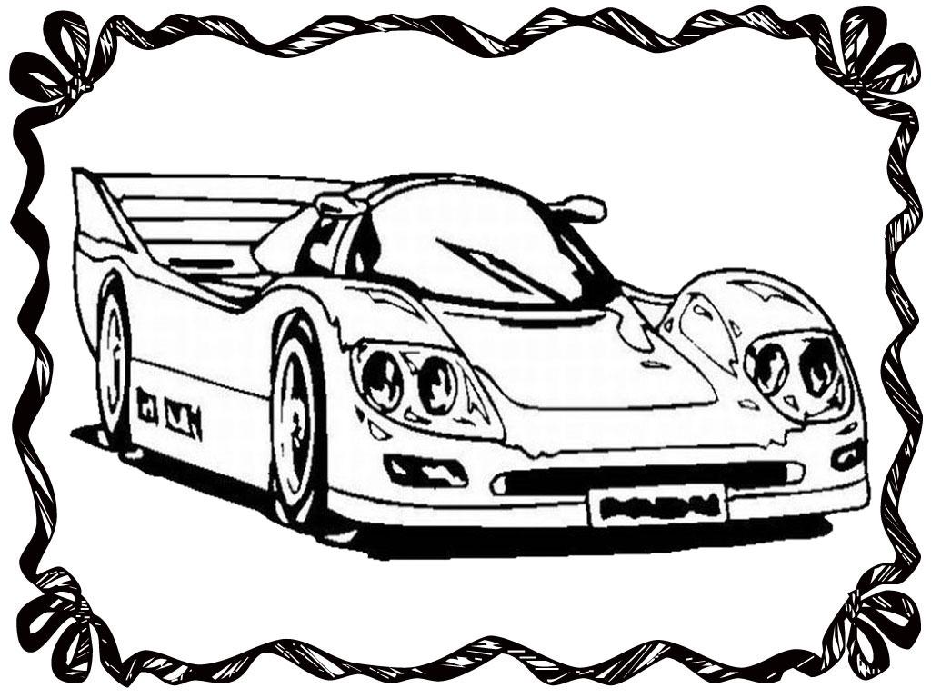 drag race car ledningsdiagram