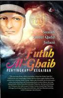 Kitab FUTUH AL GHAIB, Risalah Ke-50-54
