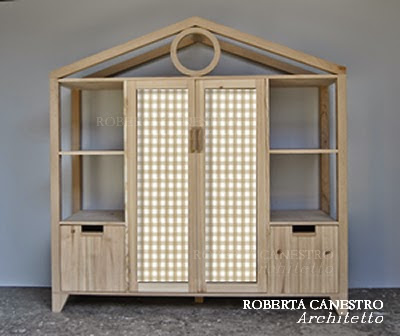 Casetta-&-Co by Roberta Canestro Architetto