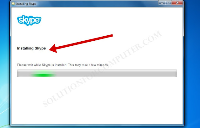installing skype