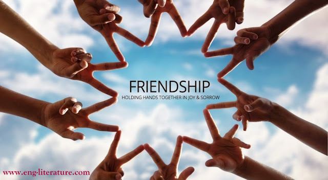 """10 Important Short Questions - Answers from Bacon's Essay, """"Of Friendship"""""""